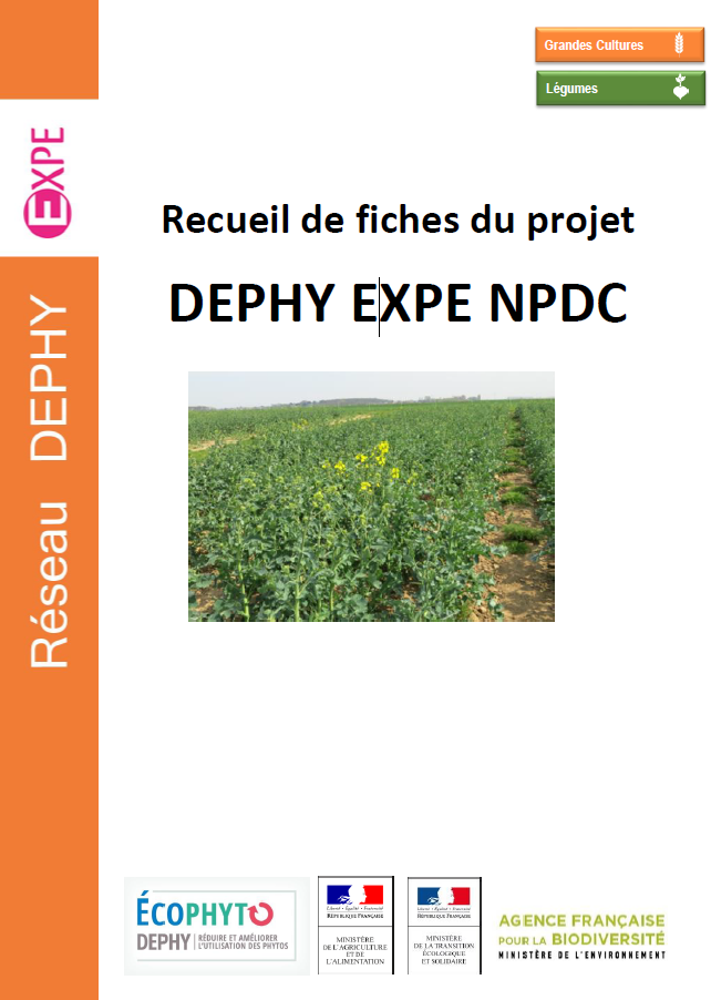DEPHY NPDC Compile