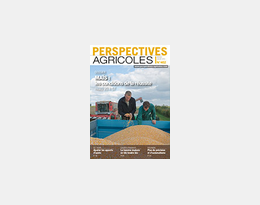 Perspectives Agricoles 462