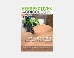 Perspectives Agricoles 467