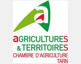 Logo Chambre Agriculture du Tarn